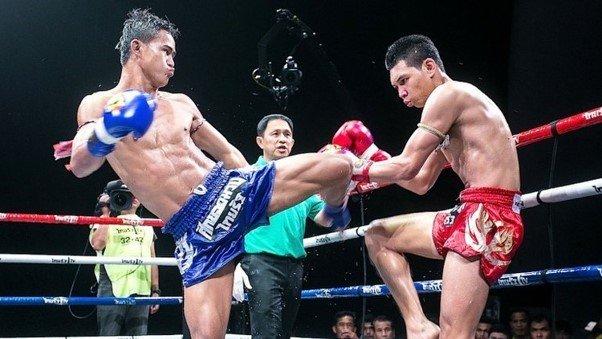 Muay Thai vs San Soo