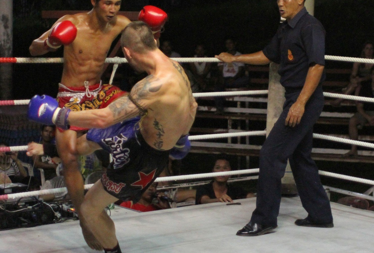 Thai Boxers Part 3